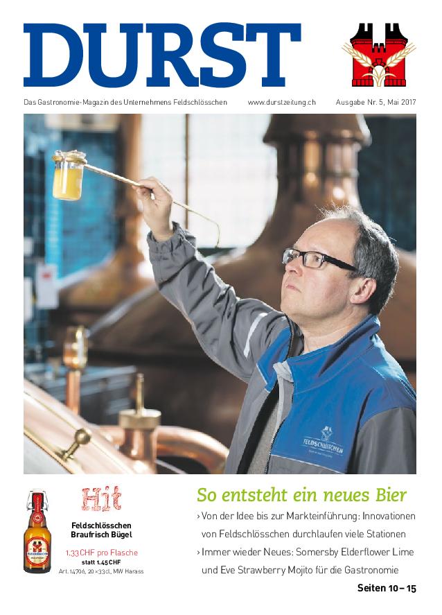 Durst Ausgabe 05/2017 (DE)