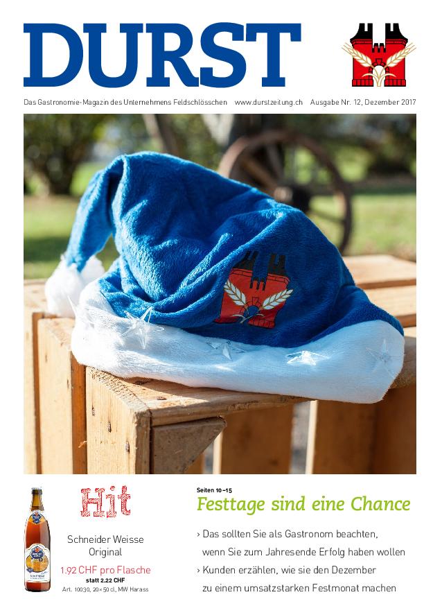 Durst Ausgabe 12/2017