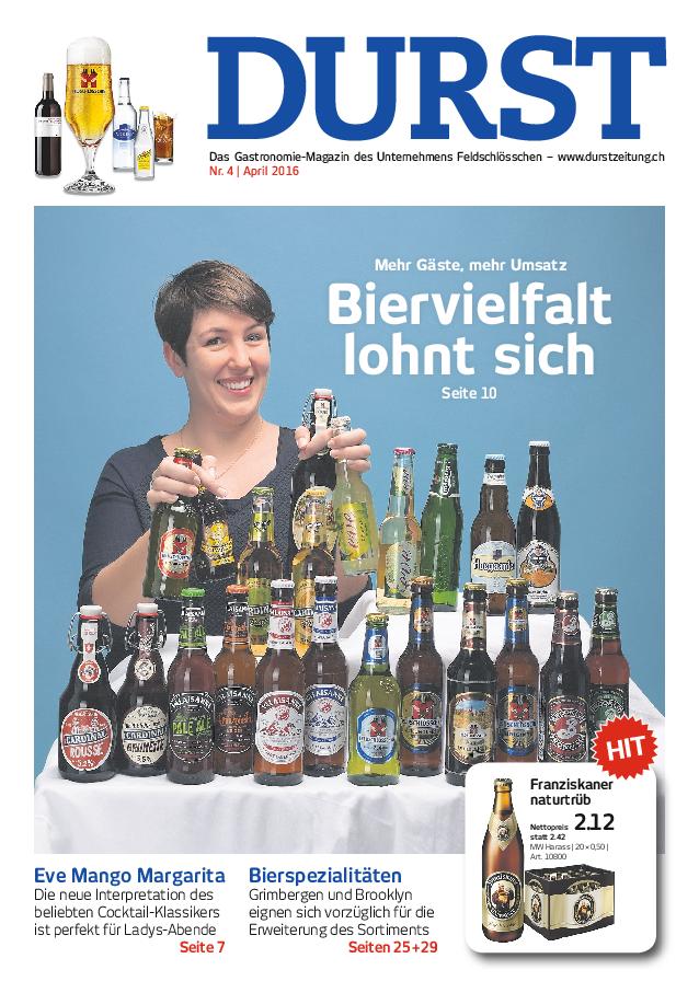 Durst Ausgabe 04/2016 (DE)