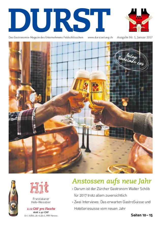 Durst Ausgabe 01/2017 (DE)