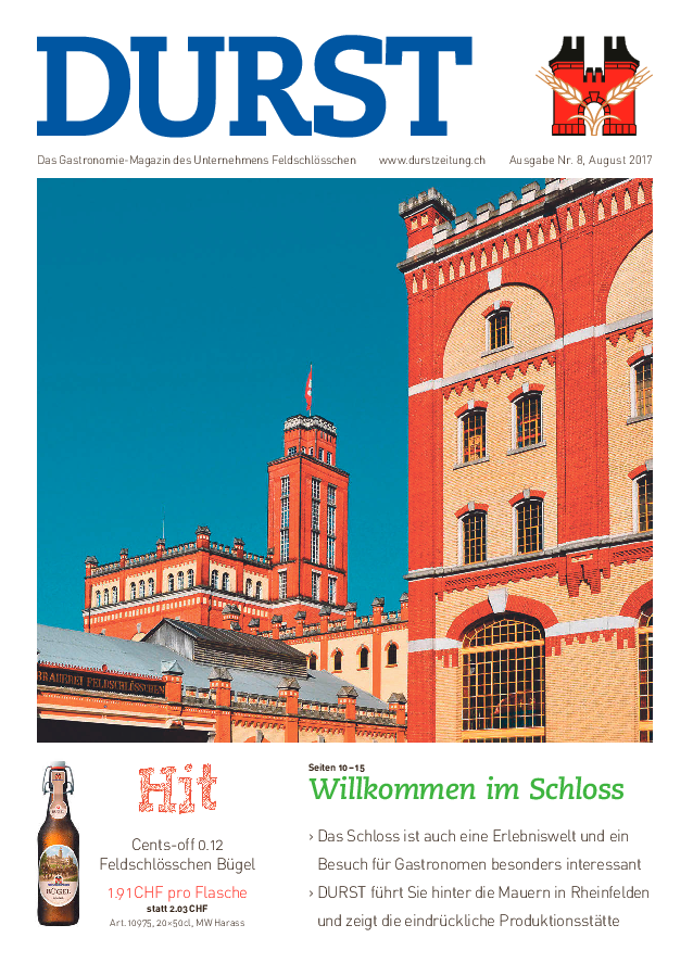 Durst Ausgabe 08/2017 (DE)
