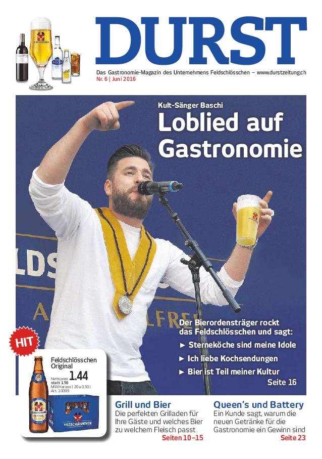 Durst Ausgabe 06/2016